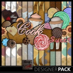 Bundle Sweets Scrap'n'Design Digital Bundles 4,25 €