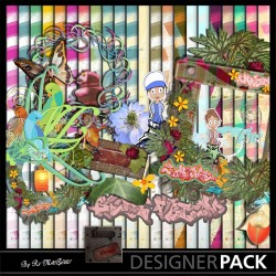 Mia Street Art Digital Bundles Scrap'n'Design 4,45 €