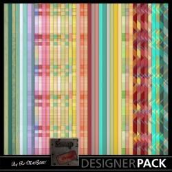 Fleurs du Soleil Bundle Digital Bundles Scrap'n'Design 6,45€