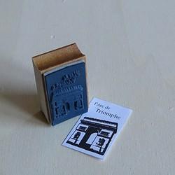 Arc de Triomphe stamps Stamps 3,90€