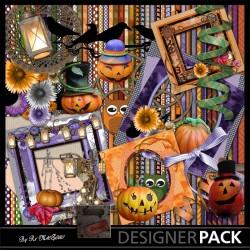 Jack Oh Jack XXL01 Digital Bundles Scrap'n'Design 11,90€