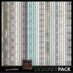 White Christmas Scrap'n'Design Digital Bundles 8,50 €
