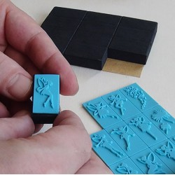 Fayries Set Stamp Stamps 9,90€