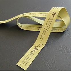Green Pale Ribbon Ribbons 1,20€