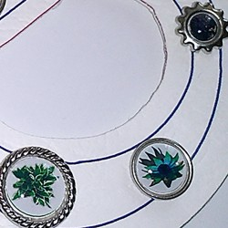 Brads Om Scrap'n'Design Brads-Buttons 4,50€