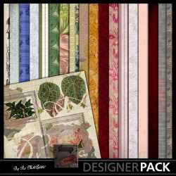 Botanika XXL1 Scrap'n'Design Digital Bundles 14,90 €