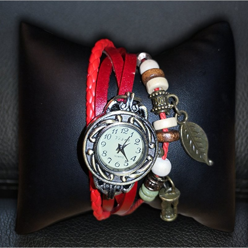 Bracelet Clock Watches & Watches-Pocket 15,00€