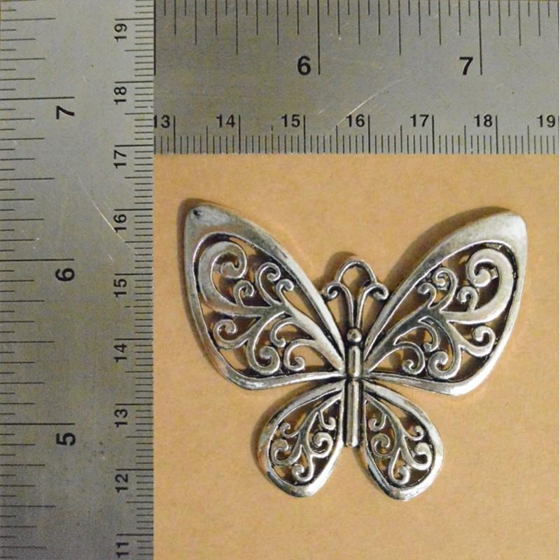 Ornement Papillon Pendentifs Charms et Breloques 2,90€