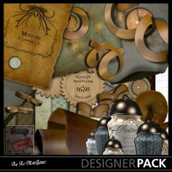 Potion & Poison Scrap'n'Design Digital Bundles 12,00 €