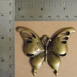 Ornement Papillon 02