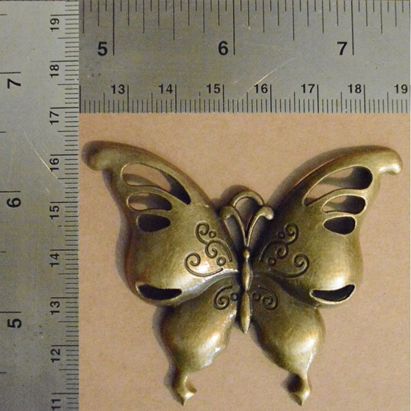 Butterfly Ornament 02 Charms and Pendants 3,20€