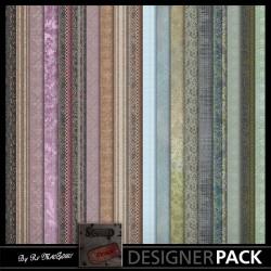 Papier à La Française 01 Kits Papiers Scrap'n'Design 1,80€