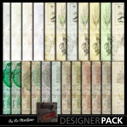 La Main Verte Digital Bundles Scrap'n'Design 7,90 €
