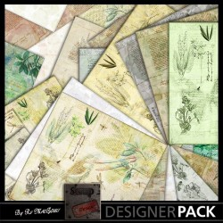 Green Hand Scrap'n'Design Digital Bundles 7,90 €