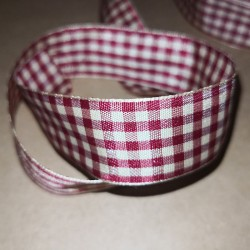 Large Vichy Ribbon Ribbons 1,60€