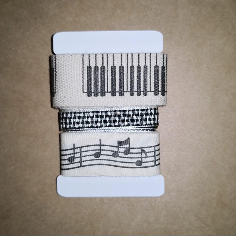 Music Ribbons Set Ribbons 3,30€
