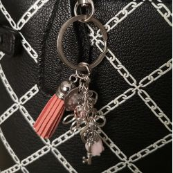Bijoux de sac couture Porte-Clefs Scrap'n'Design 9,90€