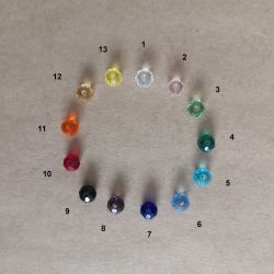 Miss Lady Jewelry Bag Scrap'n'Design Bag Jewelry 9,90€