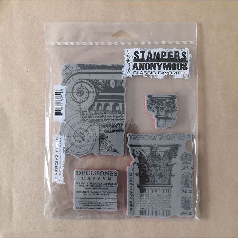 Stampers Anonymous 02 Ranger Ink Stamps-Inks-Powder 20,70 €