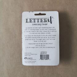 Poudre à Embosser Ranger Tampons-Encres-Poudres Ranger Ink 9,95€