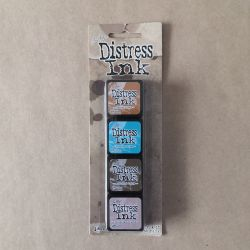 Mini Encreur Distress 06 Tampons-Encres-Poudres Ranger Ink 9,80€