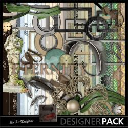 Eternity Combo 01 Scrap'n'Design Digital Kits 7,49 €