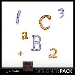 Kit Halloween Pin Up Kits Digitaux Scrap'n'Design 6,99€