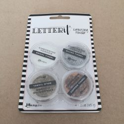 Embossing Powder Tinsel Ranger Ink Stamps-Inks-Powder 9,95 €