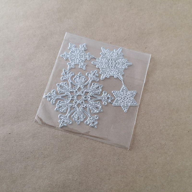 Snowflakes Dies Dies 4,90€