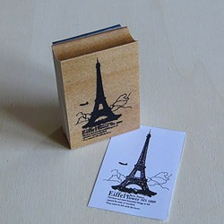 Eiffel Tower stamp Stamps-Inks-Powder 3,90 €