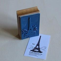 Tampon Tour Eiffel Tampons-Encres-Poudres 3,90€