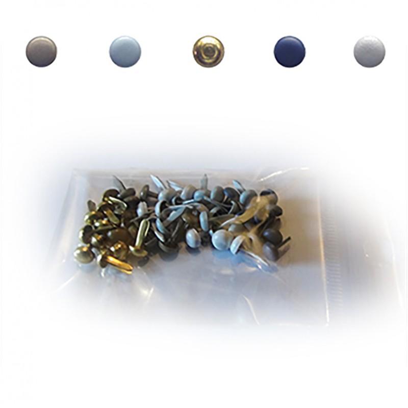 Mini brad marine Brads-Buttons 2,90€